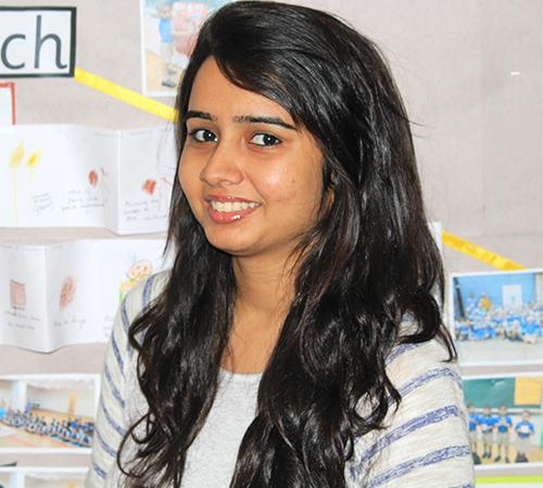 Adhiti Sanghvi - Jbcn Parel teacher