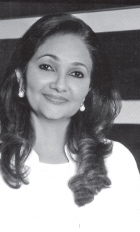Chairperson Pinky Dalal