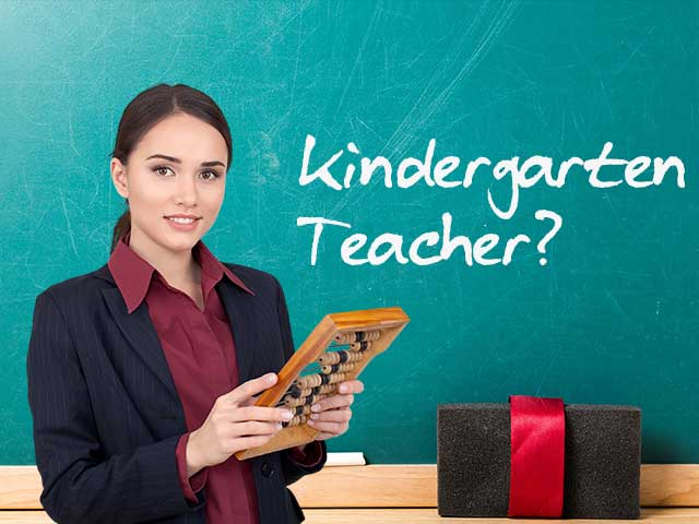 how to become a kindergarten teacher early childcare and education