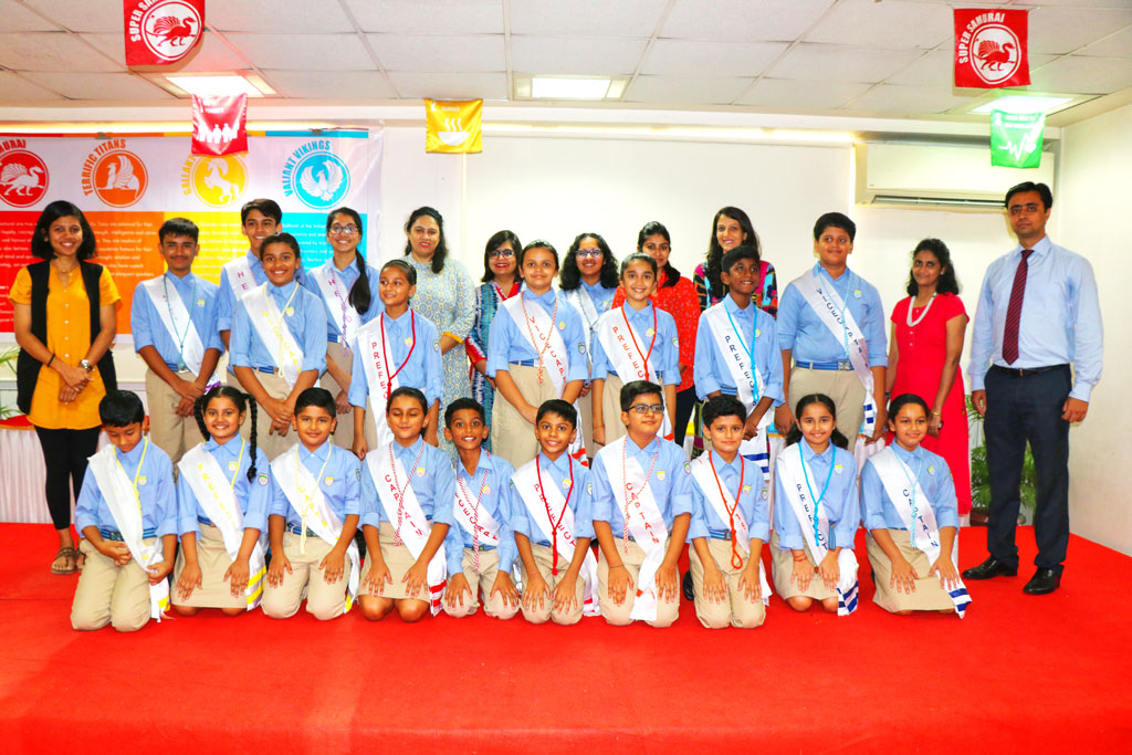 Primary School Learner Council - JBCN borivali school