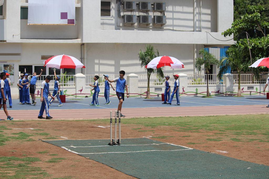 JBCN school Oshiwara