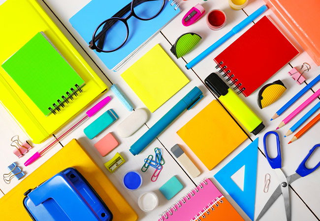 get your child organized for school