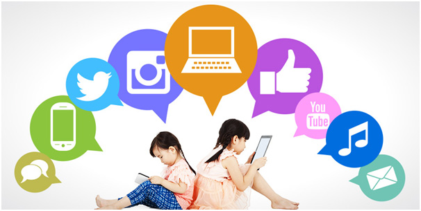 how to use social media for students