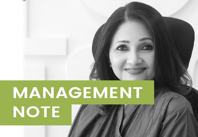 IBDP Note from Management