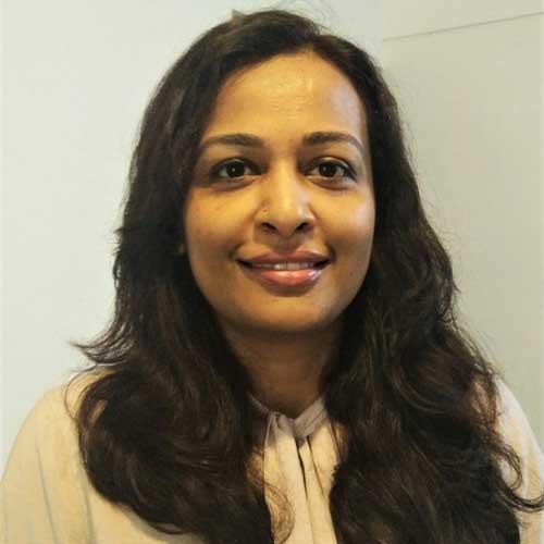 Shalini Mathew - Head of Pre-Primary JBCN international school oshiwara