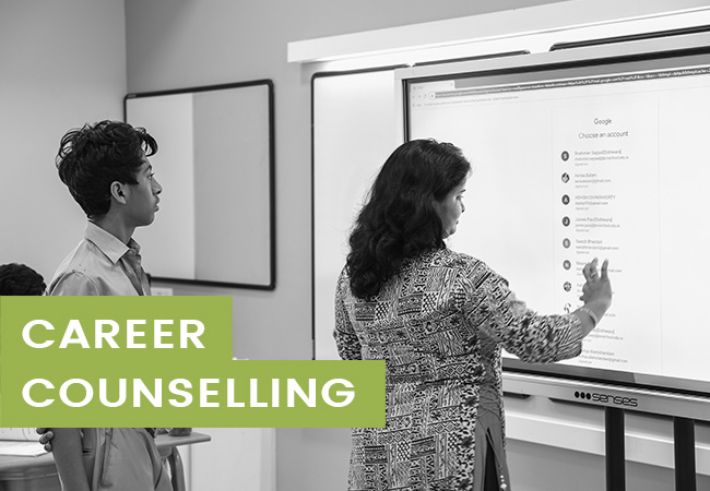 IBDP career counselling