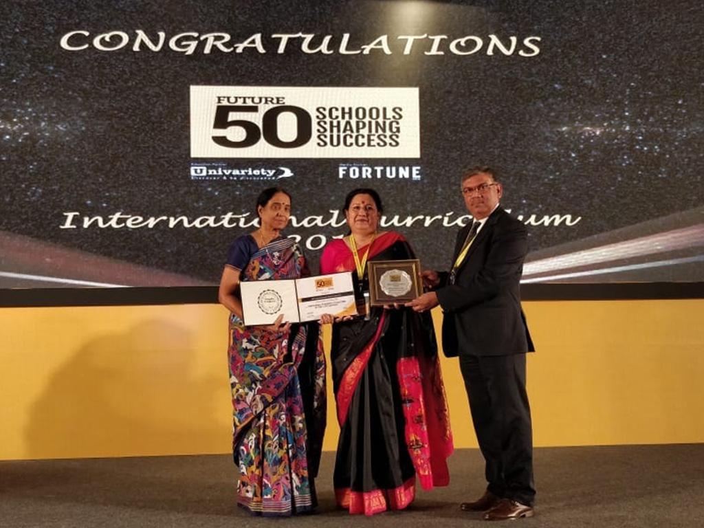 Jbcn international school Borivali - future 50 shaping success