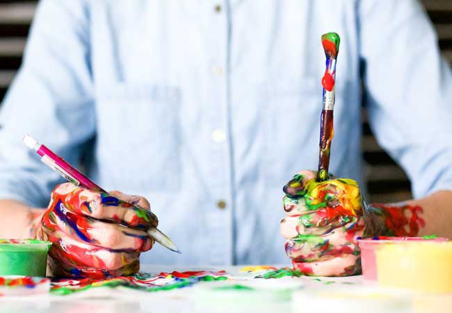 Say Yes To Students Creativity