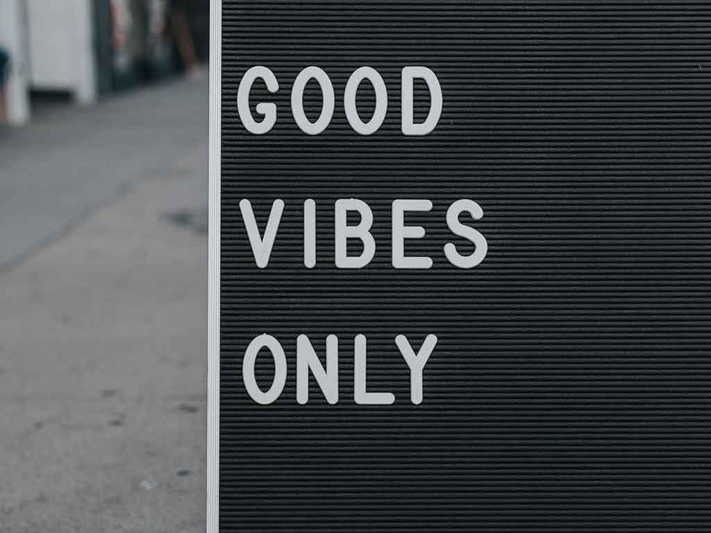Different Kinds Of Wellness - Good Vibes Only