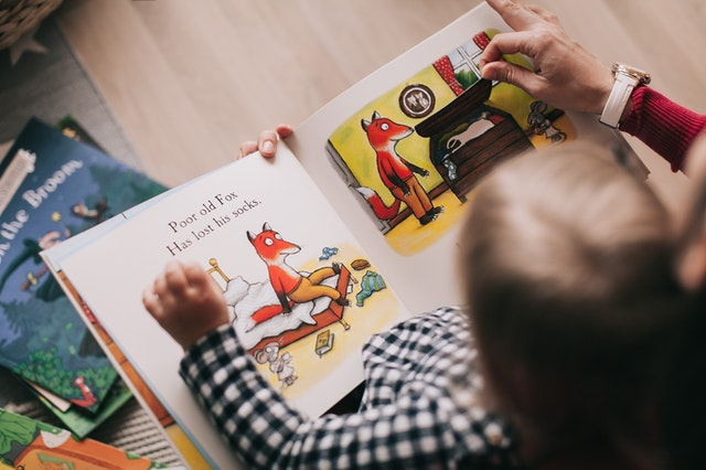 How Can Parents Help Foster Reading Habits