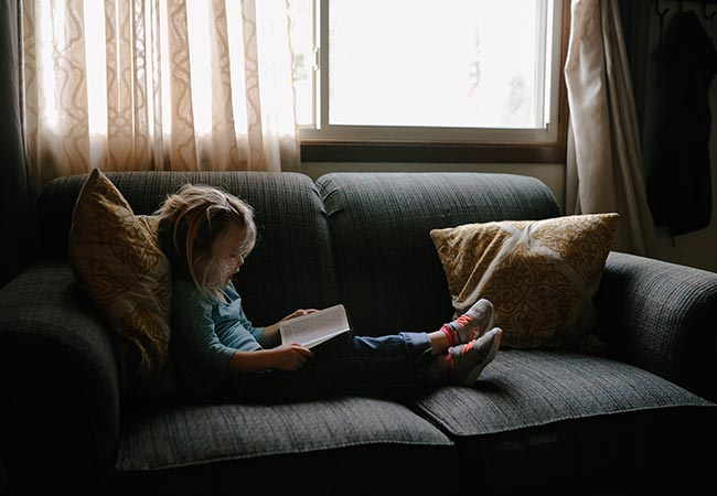 How To Develop Good Reading Habits In Children