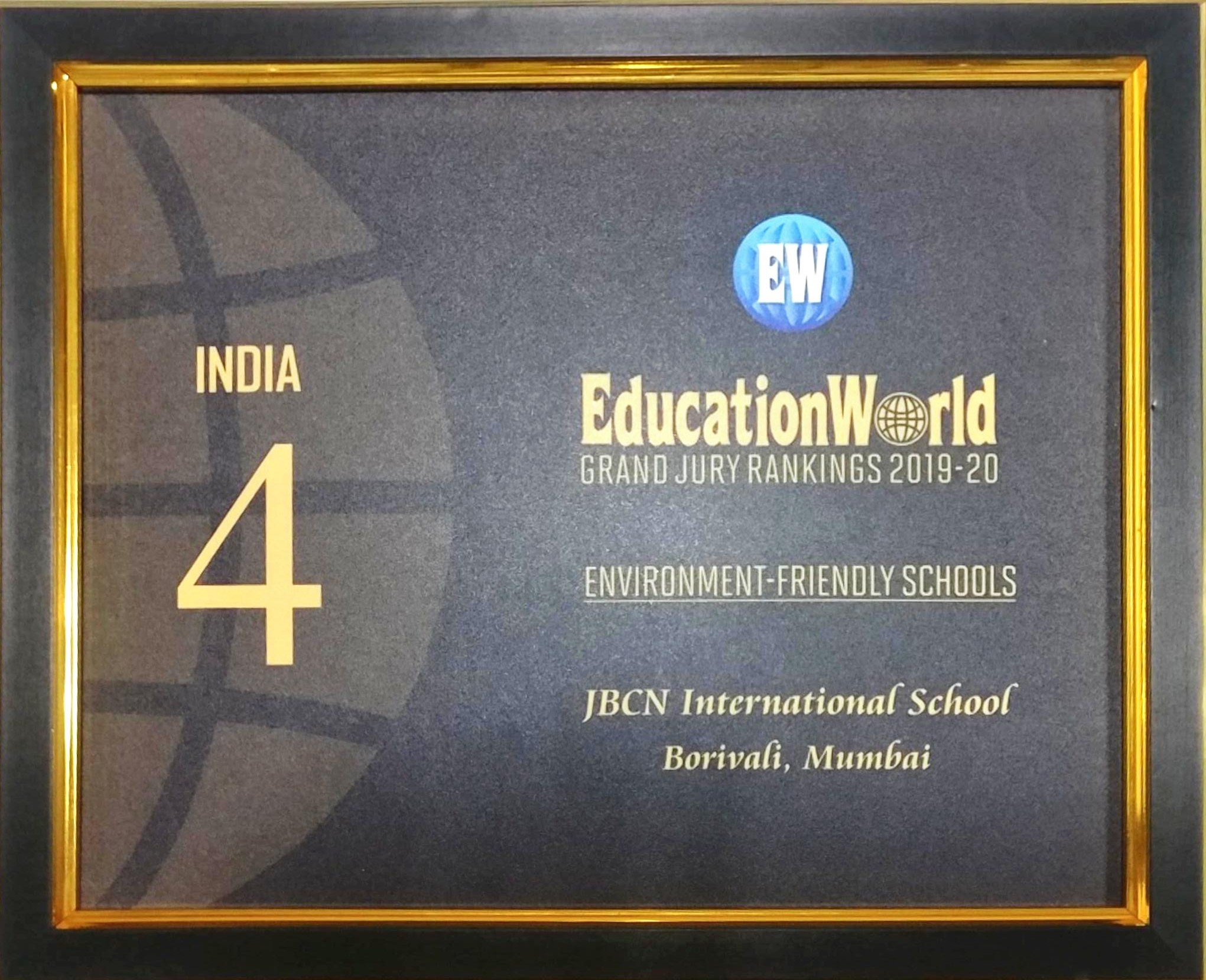 Education World Grand Jury Awards 19