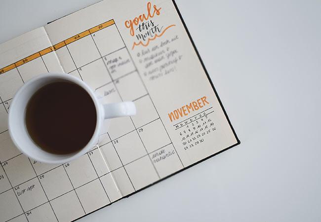 Re-examine your goals