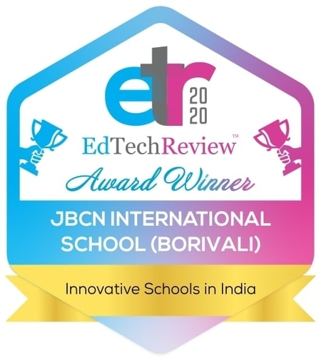 EdTech Review Award Winner JBCN International School