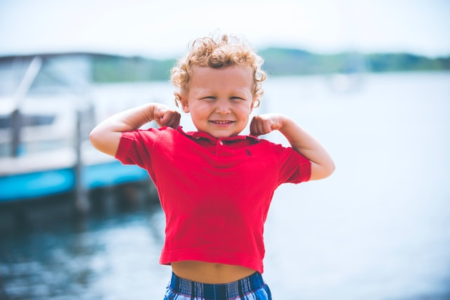 How To Boost Child Immunity