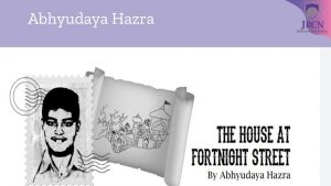 abhyudaya hazra the purple quill