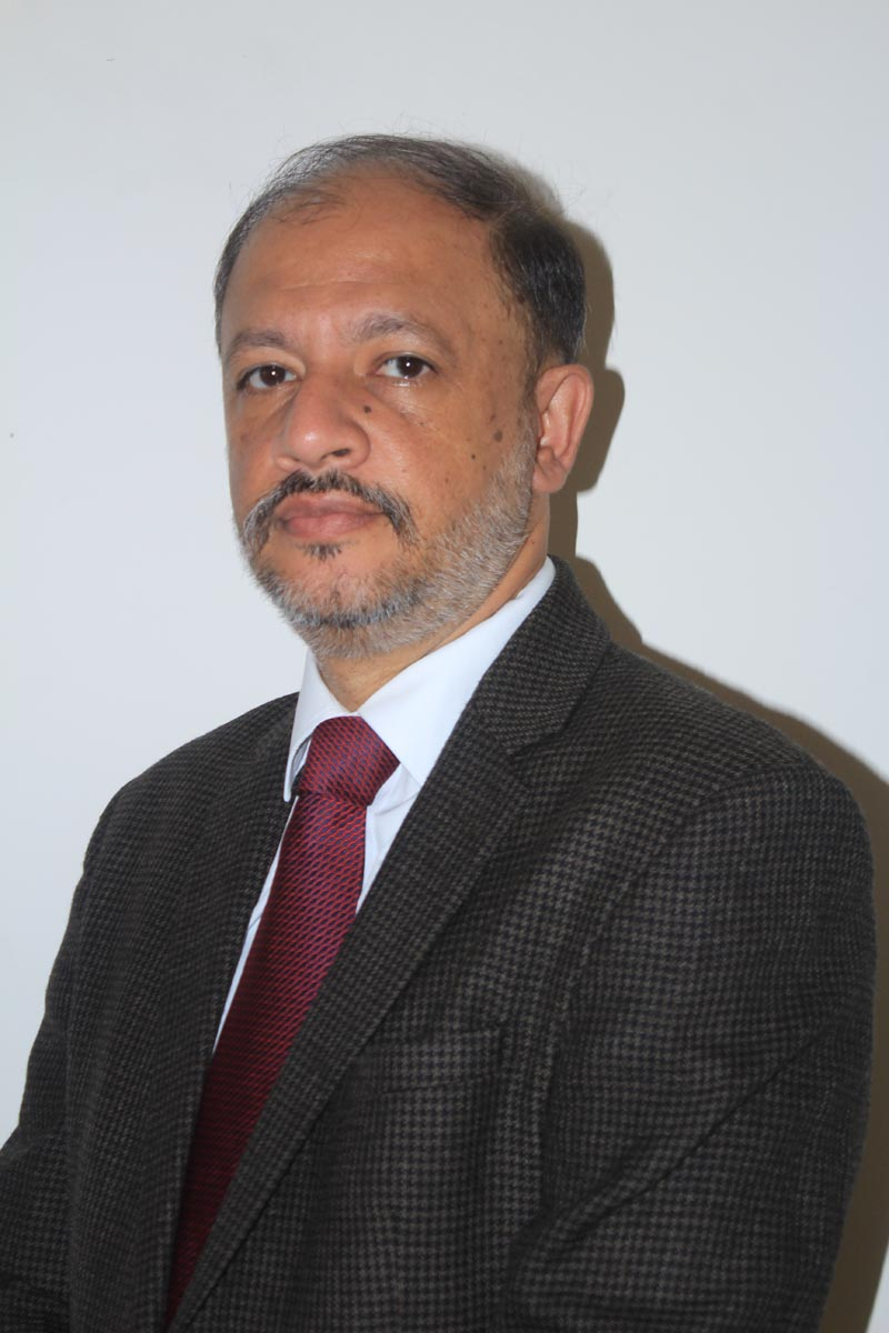 Sumit M Dargan Principal JBCN international school Chembur