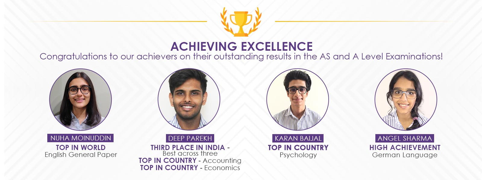 achieving excellence in AS and A level examination jbcn international school borivali