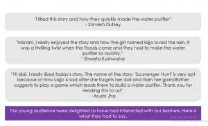 A Story A Day Pehlay Akshar