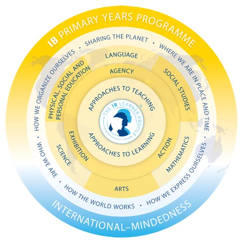 Primary year Programme model